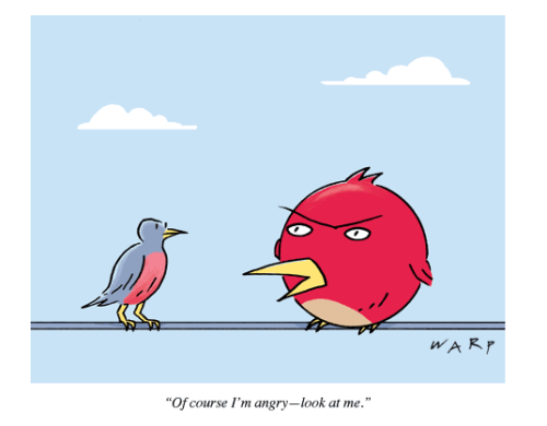 Resolving Anger in a Healthy Way